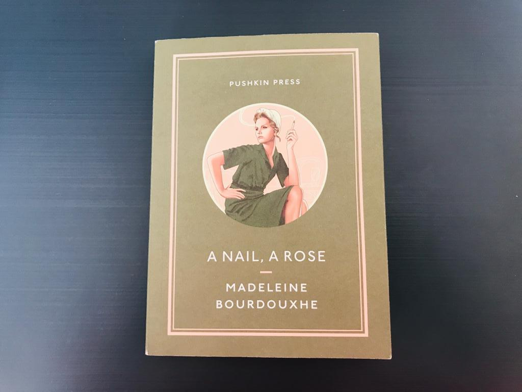 'A Nail, A Rose' by Madeleine Bourdouxhe