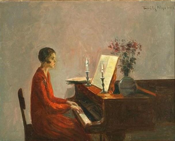 By Poul Friis Nybo (1869–1929)